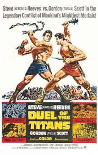 Duel of the Titans a.k.a Romulus and Remus