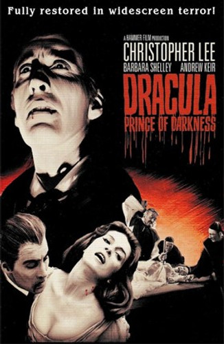 Dracula: Prince of Darkness (1966) Dvd
