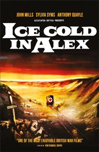 Ice Cold in Alex (1958) Dvd