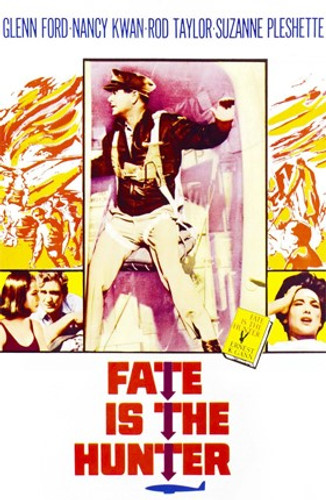 Fate is the Hunter  (1964) Dvd