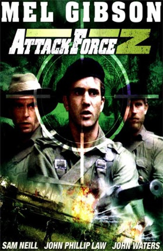 Attack Force Z (1982) Dvd