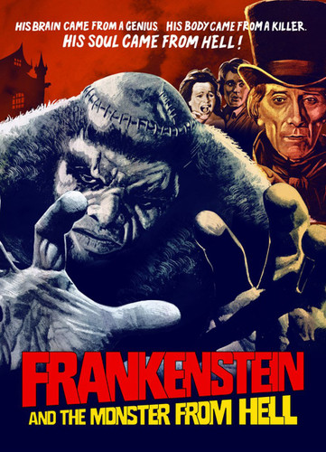 Frankenstein and the Monster From Hell (1974) Dvd