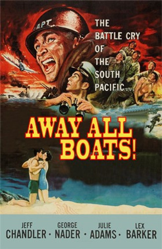 Away All Boats (1956) Dvd