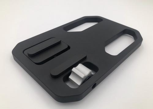 Gray Ops CNC Mini Gun Plate