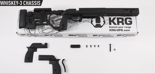 KRG Whiskey-3 Gen 6 Chassis