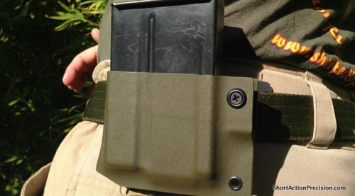 Kydex AICS/AW Mag Holder