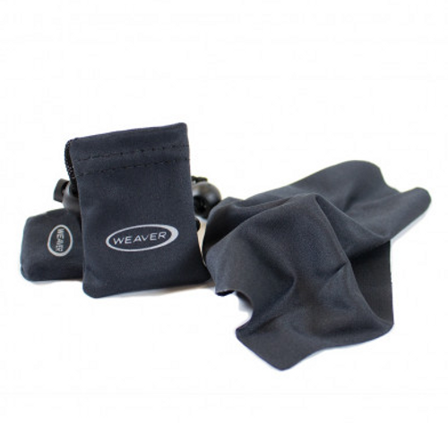 Weaver Lens Cloth with Pouch