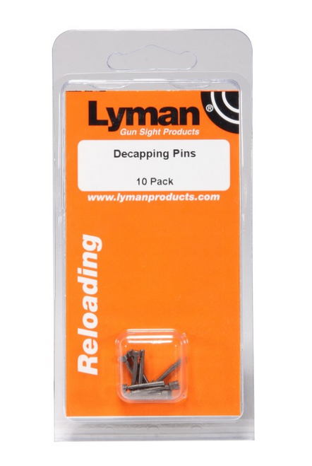Decapping Pins - 10 Pack