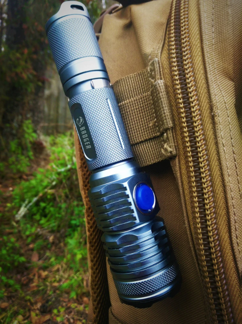 BX-1500 Tactical Flashlight