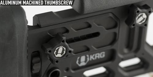 KRG Aluminum Machined Thumbscrew