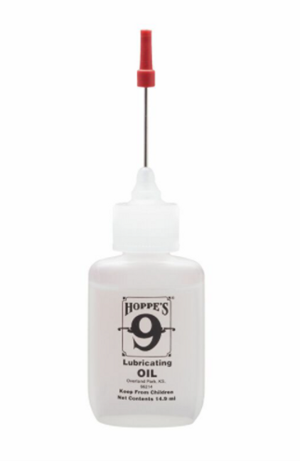 Hoppe's Lubricating Oil - Pinpoint Needle