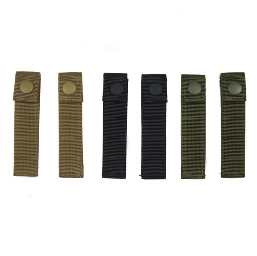 "4"" Molle Straps 2 Pack"