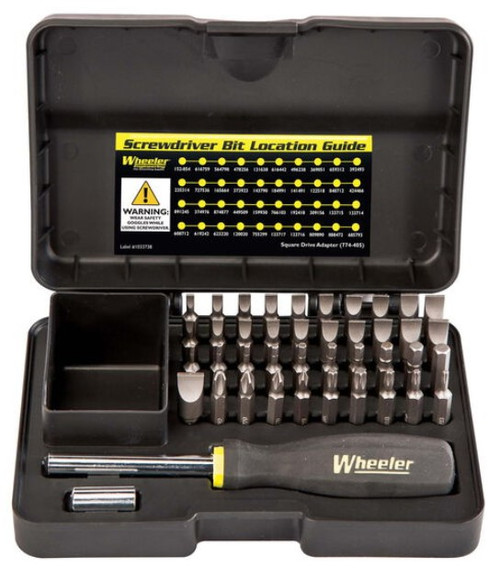 43 Piece Professional Gunsmithing Screwdriver Kit