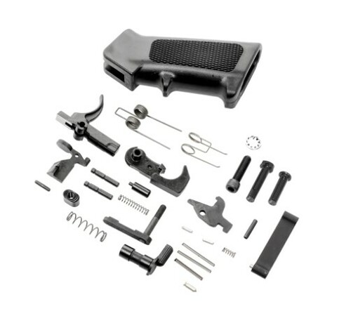 CMMG AR15 Premium Lower Parts Kit
