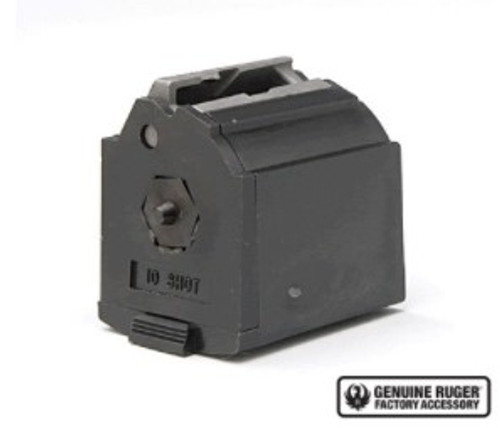 BX-1 .22LR 10 Round Rotary Magazine for Ruger 10/22