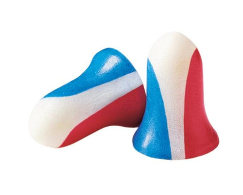 Super Leight USA Disposable Foam Earplugs - 10 Pack