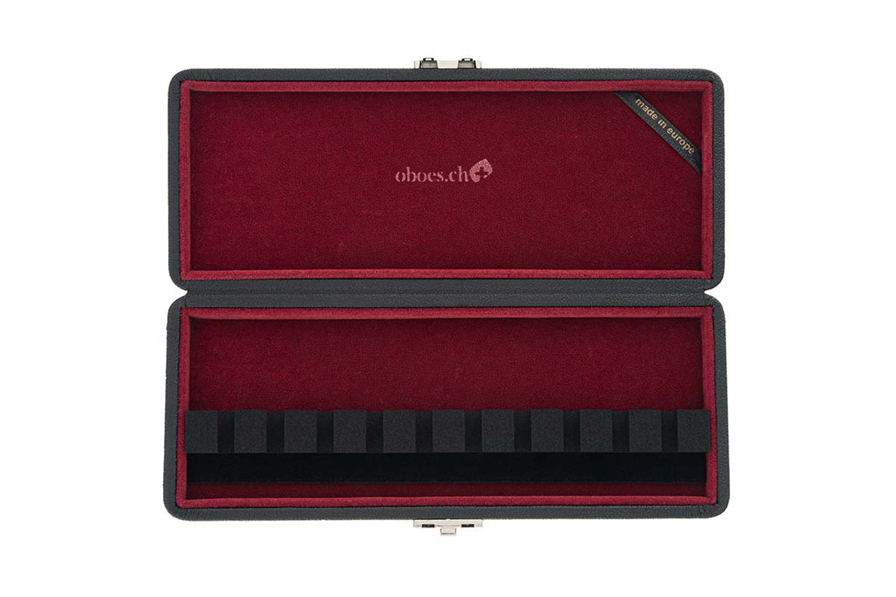 10-Reed Bassoon Reed Cases by Oboes.ch