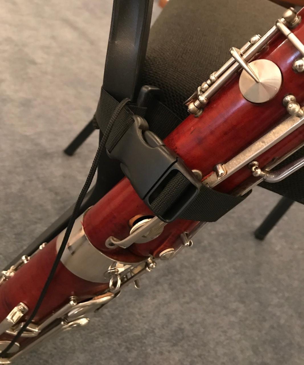 Compact Bassoon Minder - Bassoon Stand Step #4