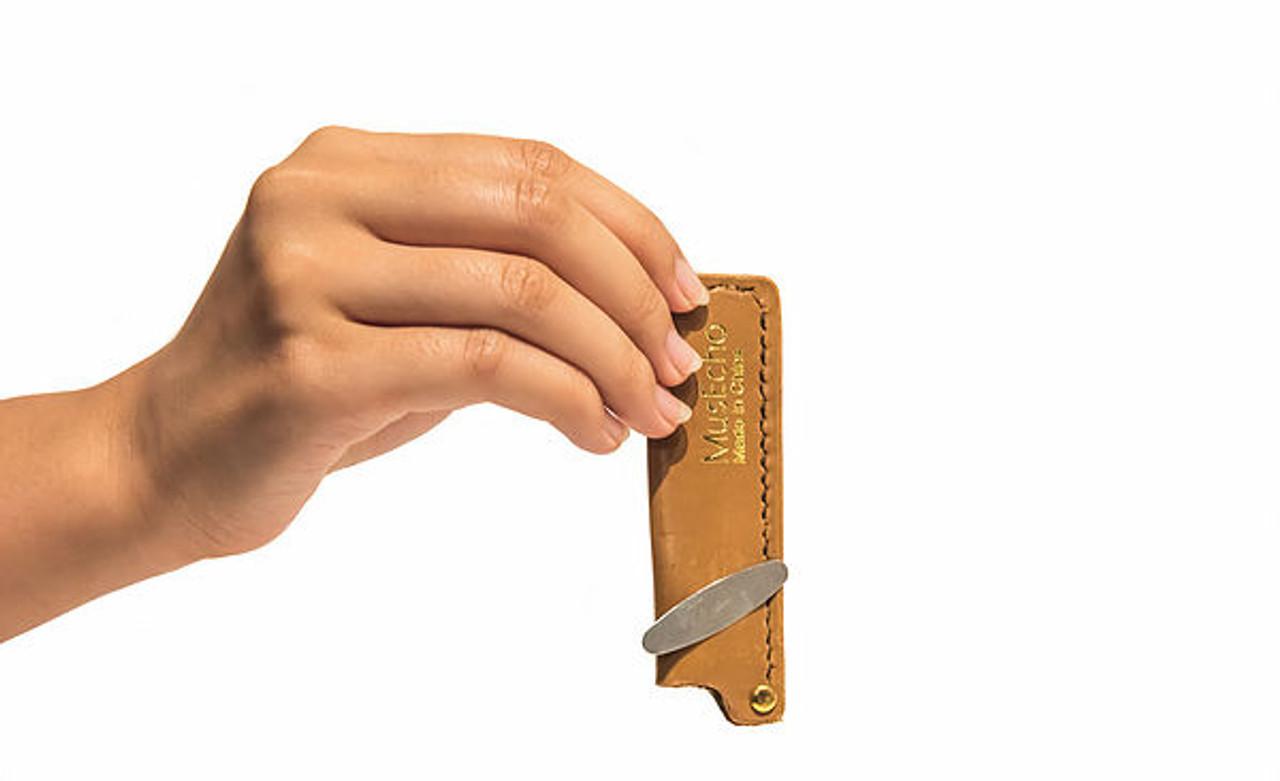 MusEcho Beve-llow Knife Magnetic Sheath