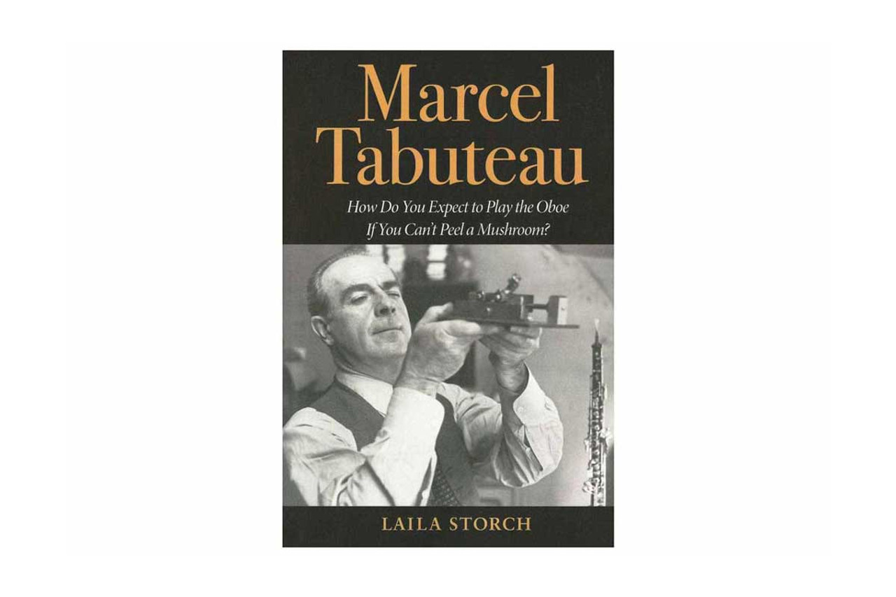 Marcel Tabuteau Book