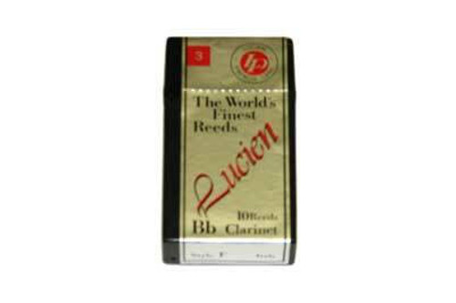 Lucien Bb Clarinet Reed 10 Pack