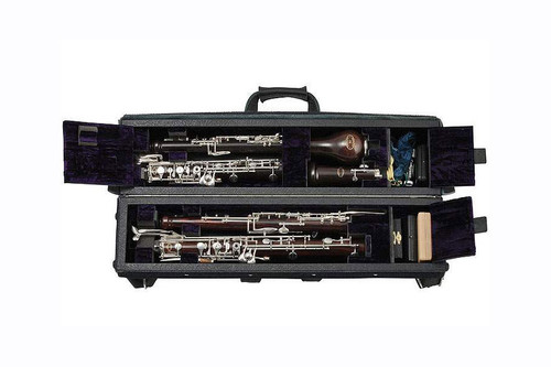 Wiseman Double Oboe/English Horn Case - Instrument not included
