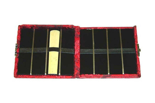 Oboes.ch 8-Reed Tenor Sax/Bass Clarinet Doublesided Reed Case