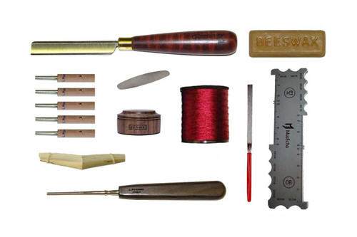 Jennifer Stucki Oboe Reed Making Course Deluxe Tool Kit