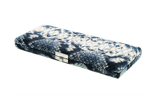 10-Reed Bassoon Reed Case - Snake Fabric