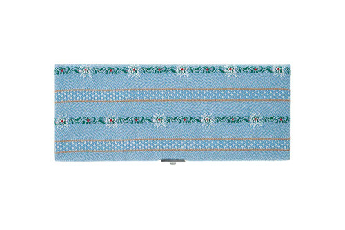 25-Reed Oboe Reed Cases by Oboes.ch - Blue Ribbon fabric