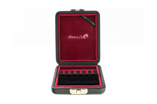 6-Reed Oboe Reed Case in new European design