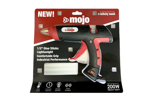 Infinity Bond Mojo High Temp Glue Gun