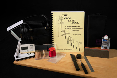 """The Oboe Reed Book"" Reed-Making Gift Package"