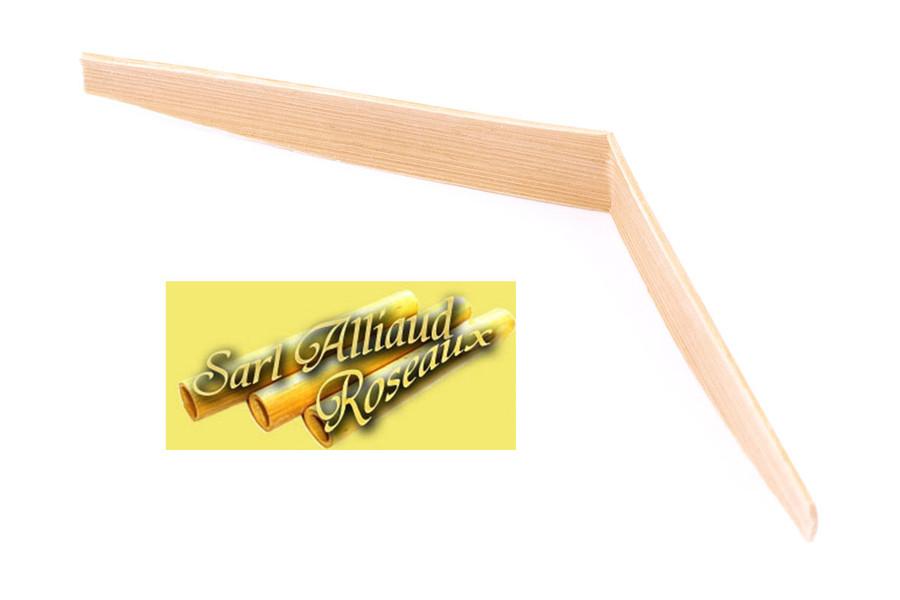 Alliaud Shaped English Horn Cane