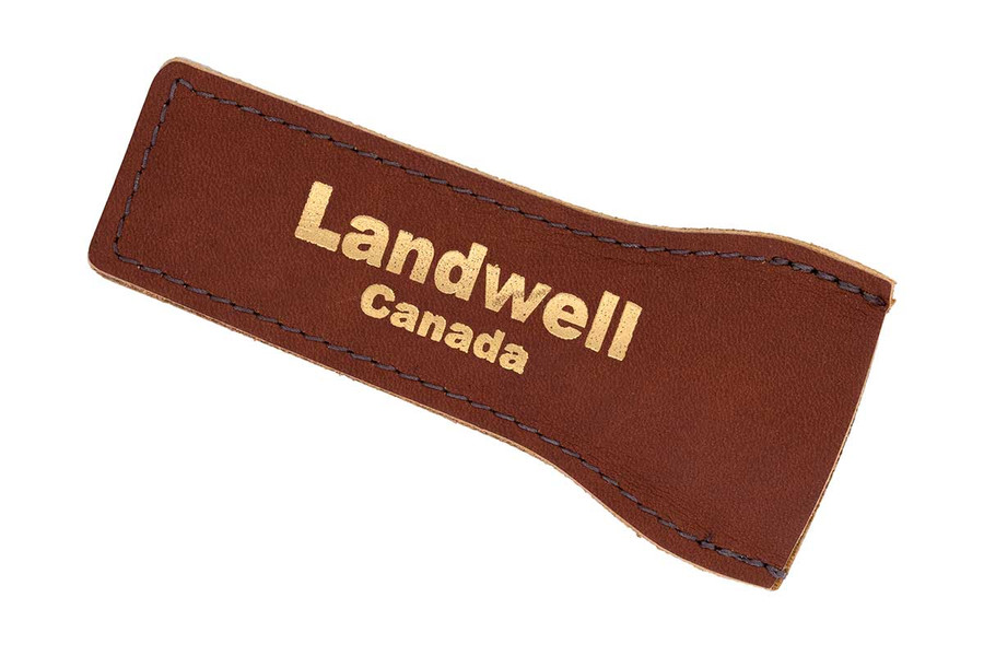Landwell Double Hollow Ground Reed Knife Sheath