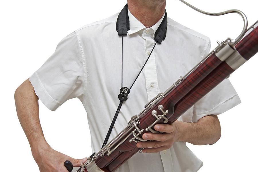 BG Bassoon Neck Strap - Nylon