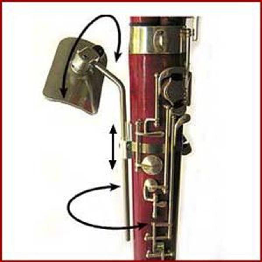 Vonk Dutch Legstand for Bassoon