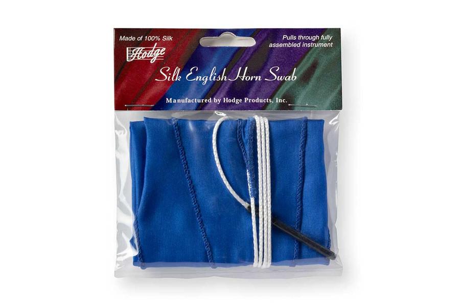Hodge Silk English Horn Swab - Royal Blue