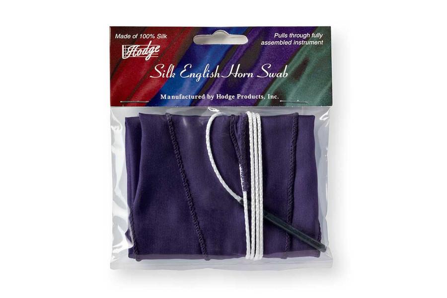 Hodge Silk English Horn Swab - Deep Purple
