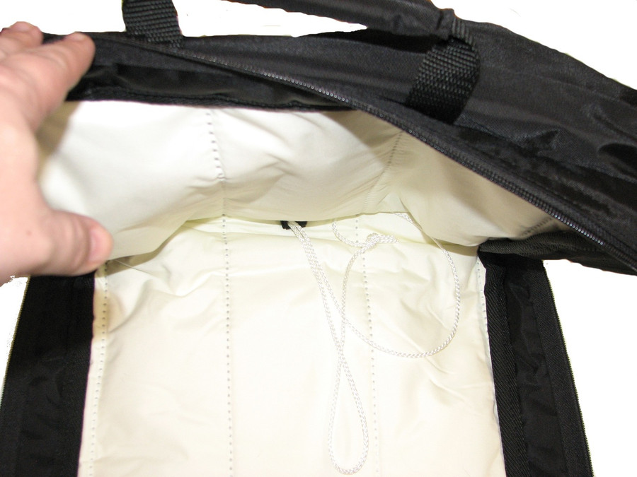 Altieri Deluxe Model Oboe Bag, interior