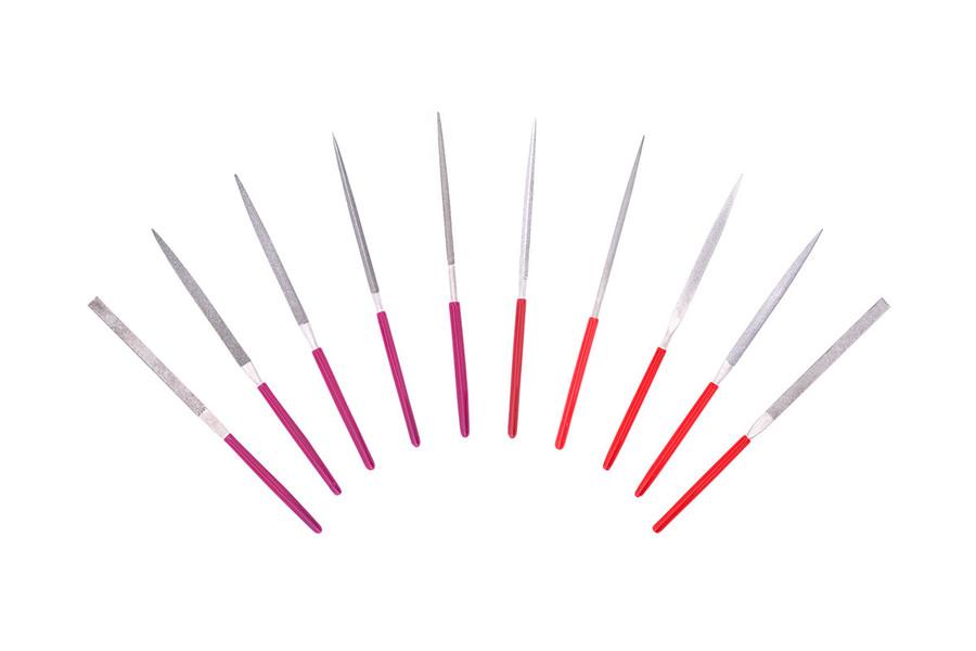 EZE-Lap Diamond Needle Files