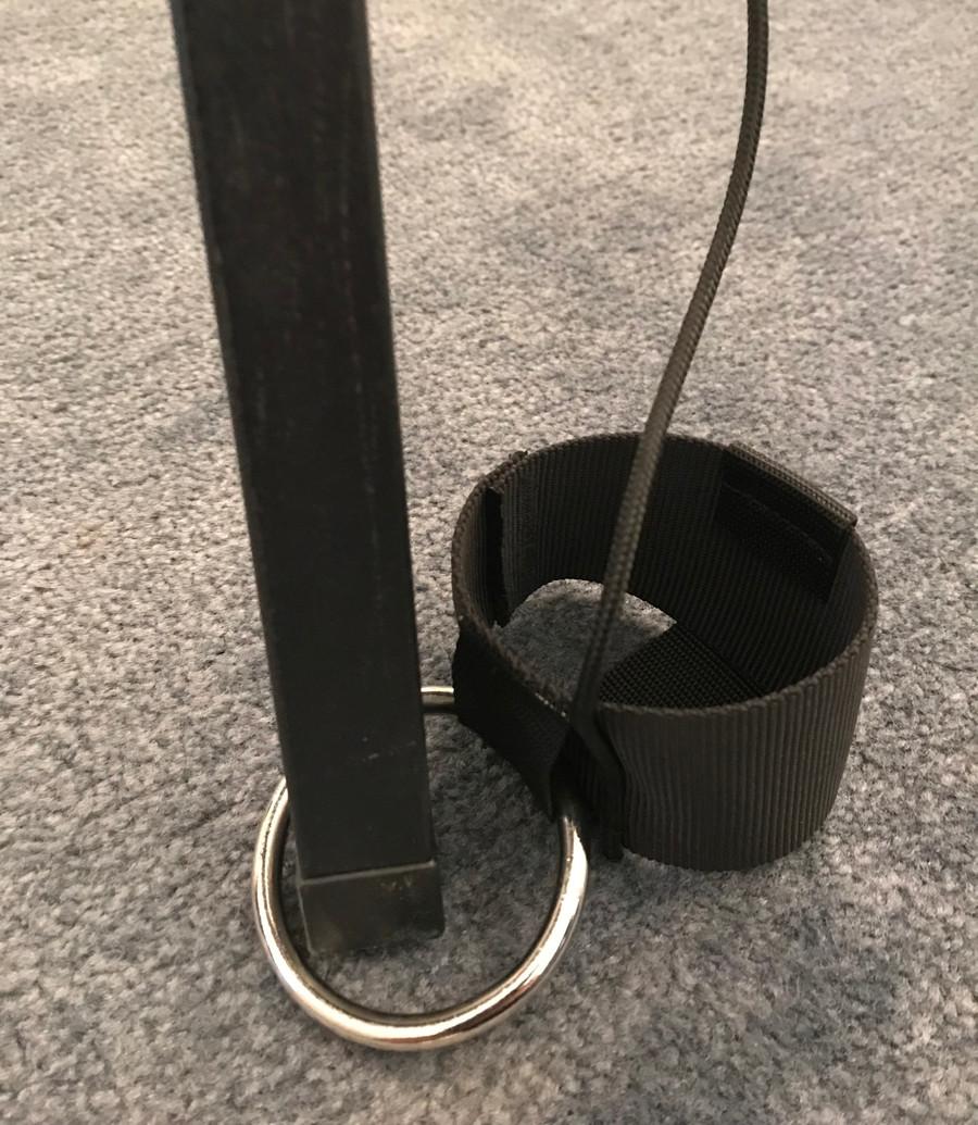 Compact Bassoon Minder - Bassoon Stand Step #1