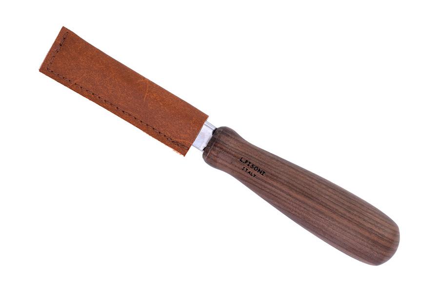 Pisoni Razor Edge Reed Knife with Round Handle