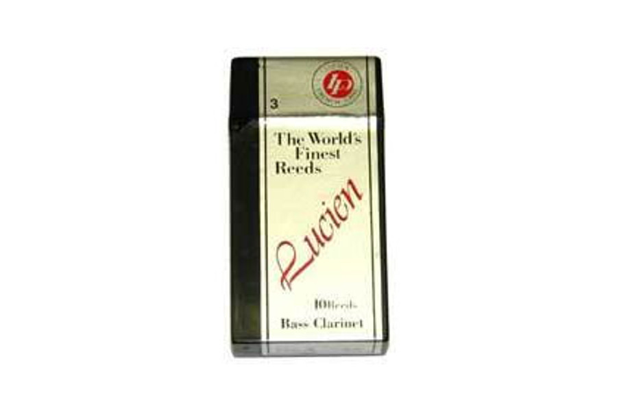 Lucien Bass Clarinet Reed 10 Pack