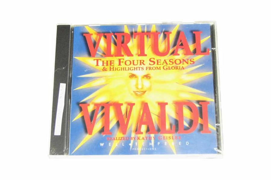 "Kathy Geisler, oboist, playing ""Virtual Vivaldi"" - The Four Seasons and Highlights from Gloria"