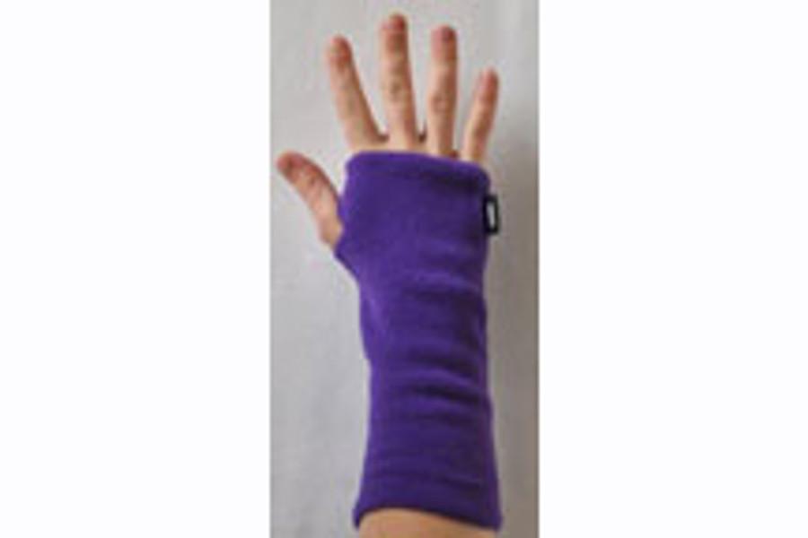 Long Wristies - Purple