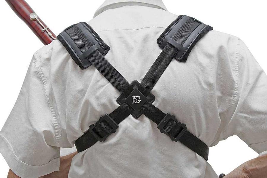 Men's Comfort Strap - BG Bassoon Comfort Harness