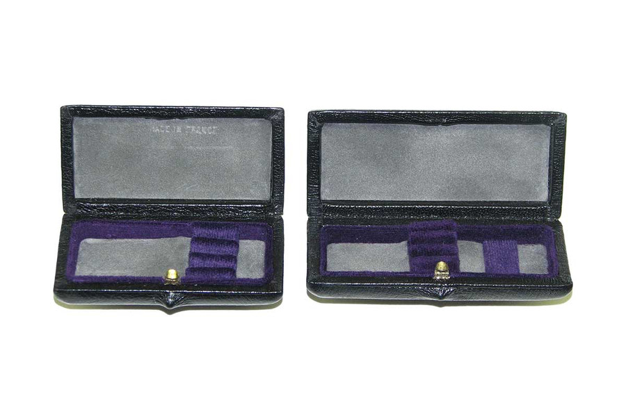 Lorée Oboe/English Horn Double Case - 3-Reed Oboe and EH reed cases included