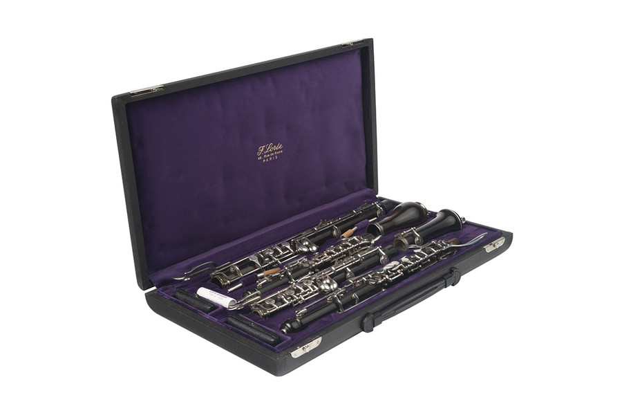 Lorée Oboe/English Horn Double Case (instruments not included)