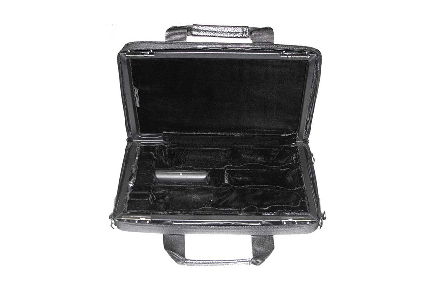 French-style Oboe Case with cover - Includes accessories shown